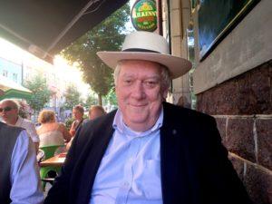 Claes Leo Lindwall har fyllt 70 år i år.