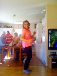 Älskar att dansa