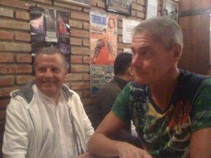 Manolo och Christer