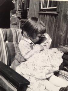 Helena och Nina